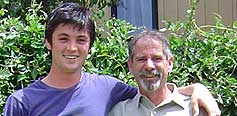 Jon Goodin, the son of Peter Goodin from New Zealand Steel, will spend a year in Thailand.